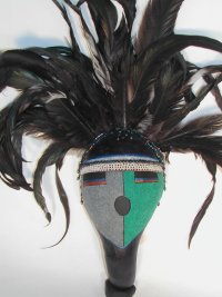 Midnight Magic Gourd Mask